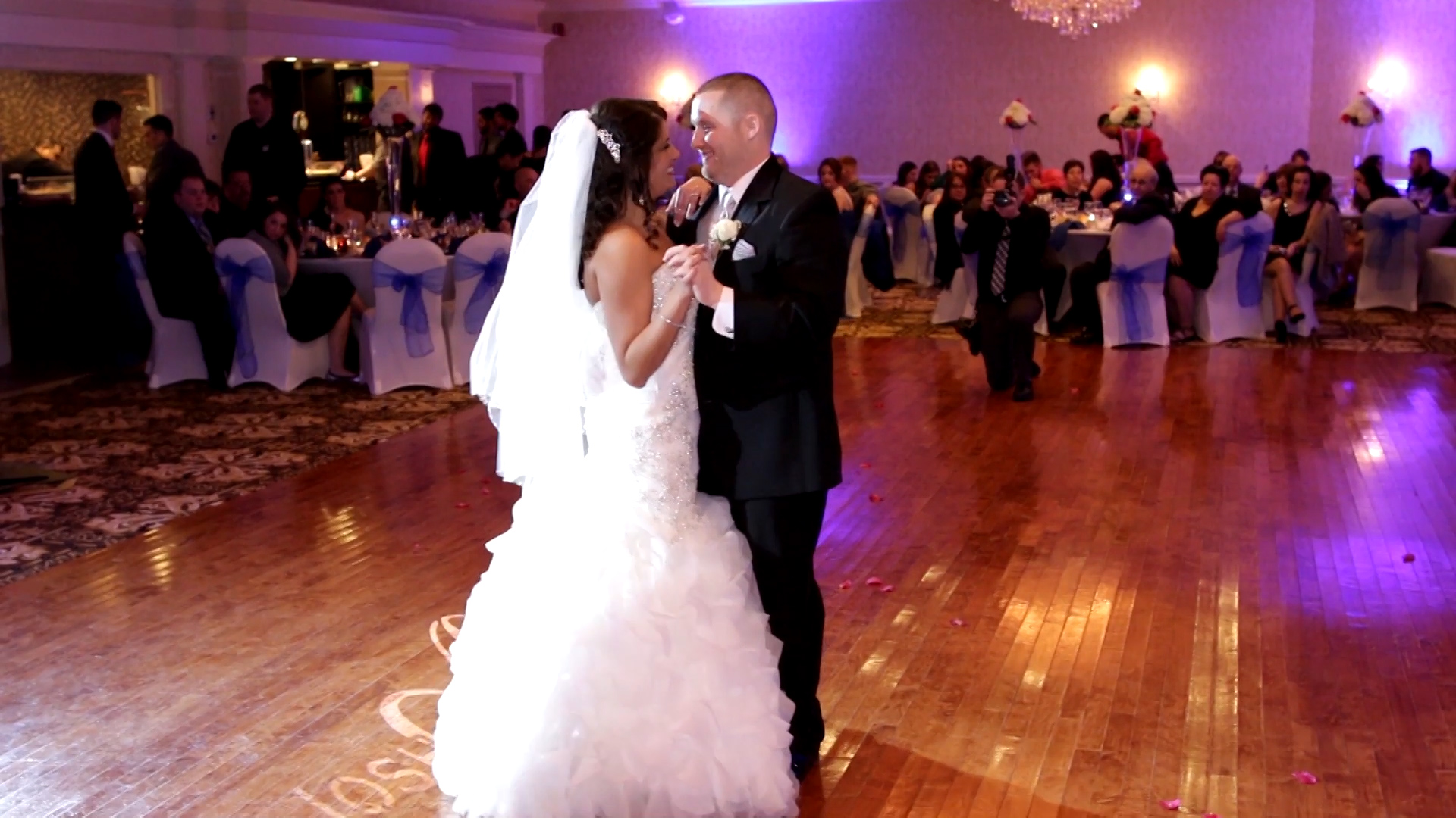 Elizabeth & Joshua Wedding Video