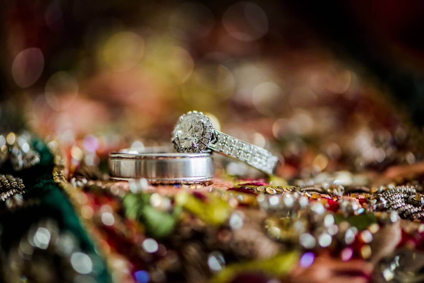 Detail Pictures Jewelry | Indian Weddings Photographer NJ