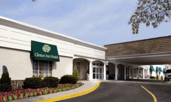 Clinton Inn Hotel, Tenafly, NJ