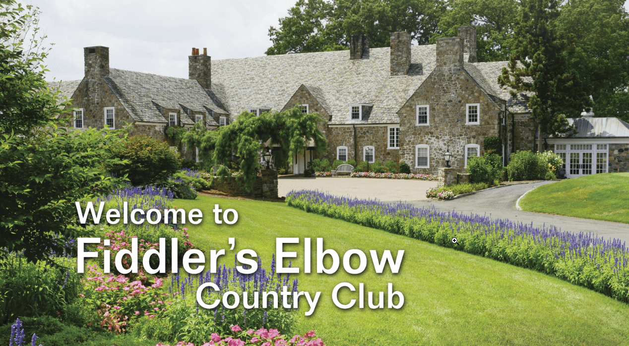 Fiddler S Elbow Country Club Bedminster Nj New Jersey