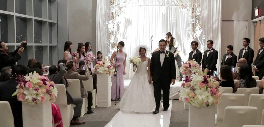 Wedding Video Christine Arvind