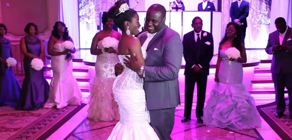 Latisha Keith Wedding Video