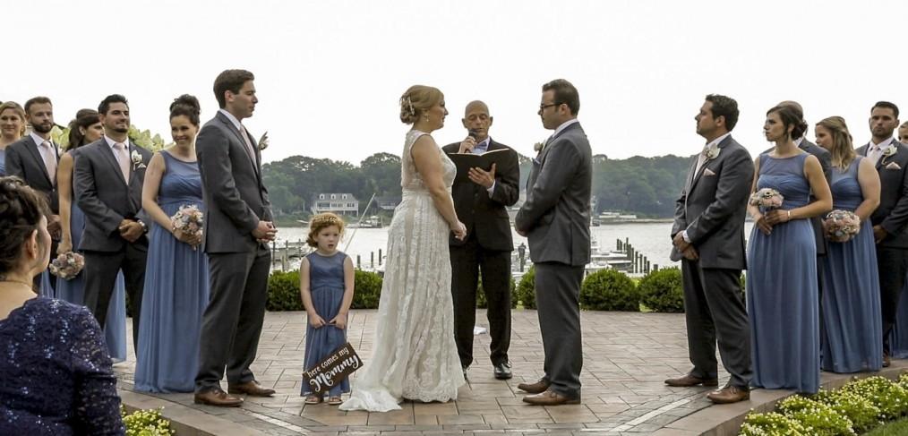 Liz and Joe Wedding
