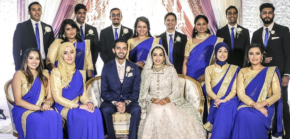 Nazia and Ali Indian Wedding Video