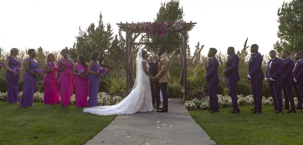 Monifah & Bobby Wedding Video