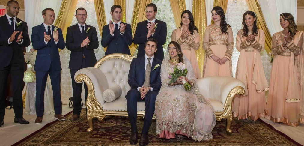 Sophia and Zaki Wedding Video