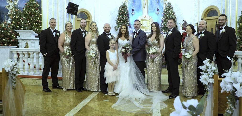 Kristina and Dan Wedding Video