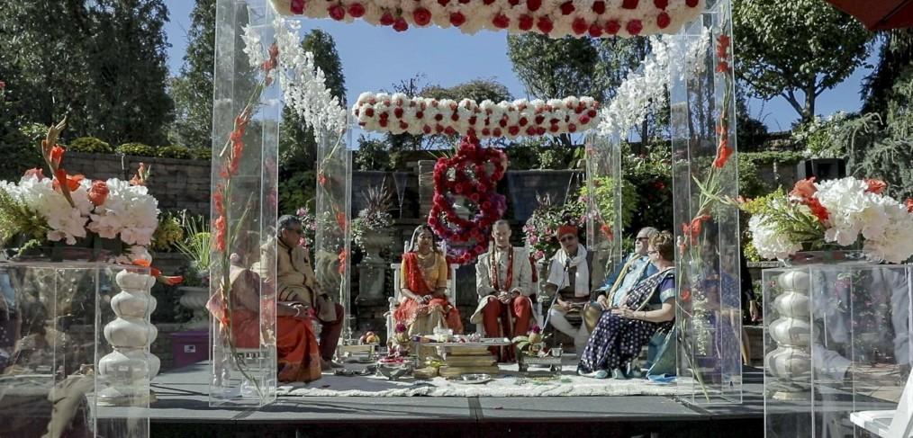 Pooja & Riley Wedding Video