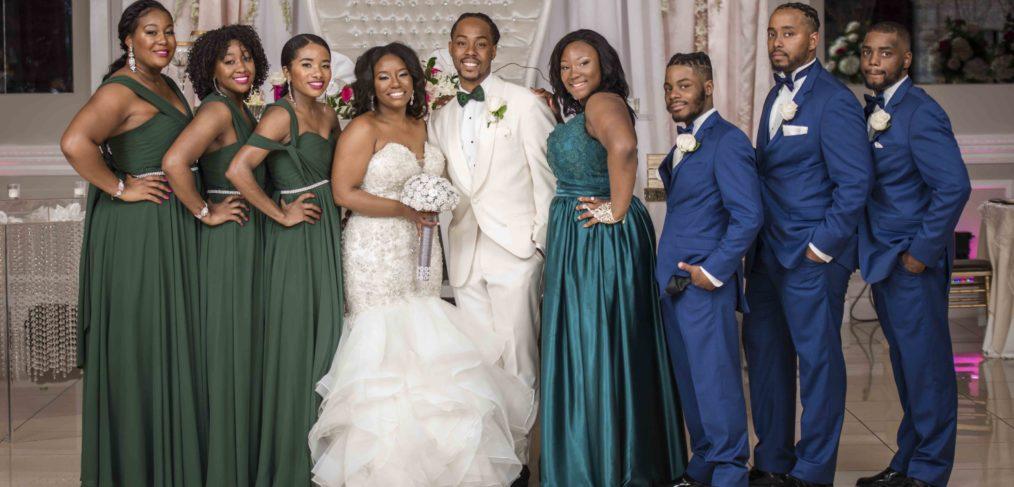 Janelle & Tiriq Wedding Video