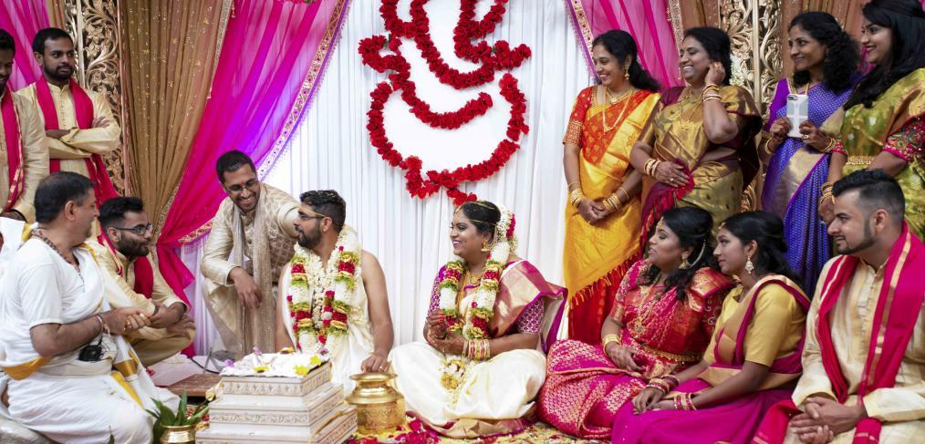 Keerthana & Siddharth Indian Wedding Video
