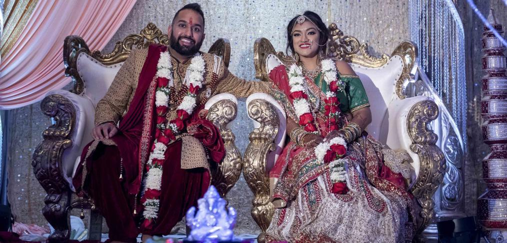 Radhika & Anup Wedding Video
