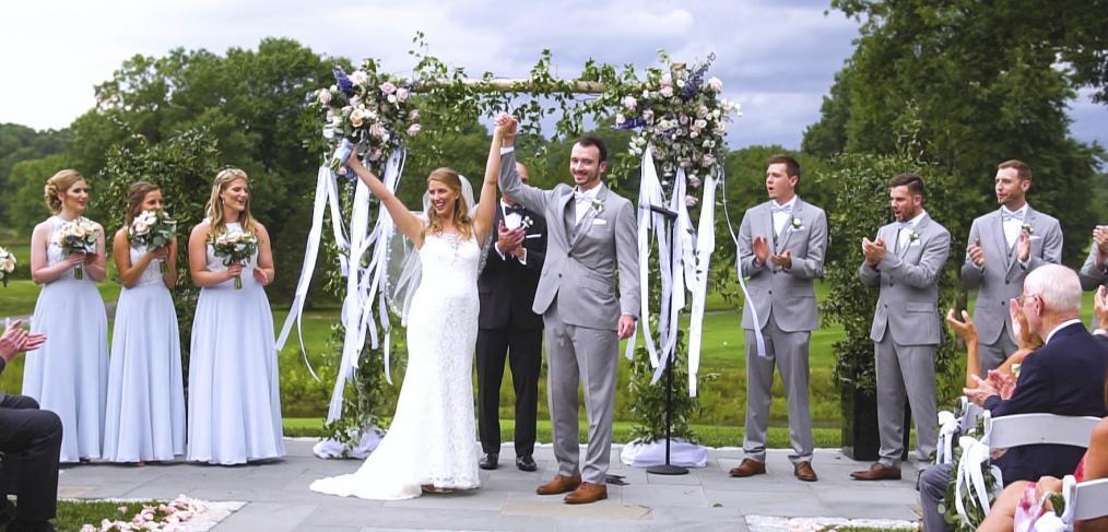 Rebecca & David Wedding Video