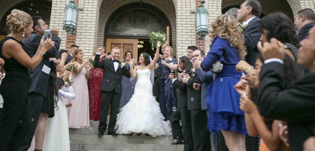 Yermen & Claudio Wedding Video