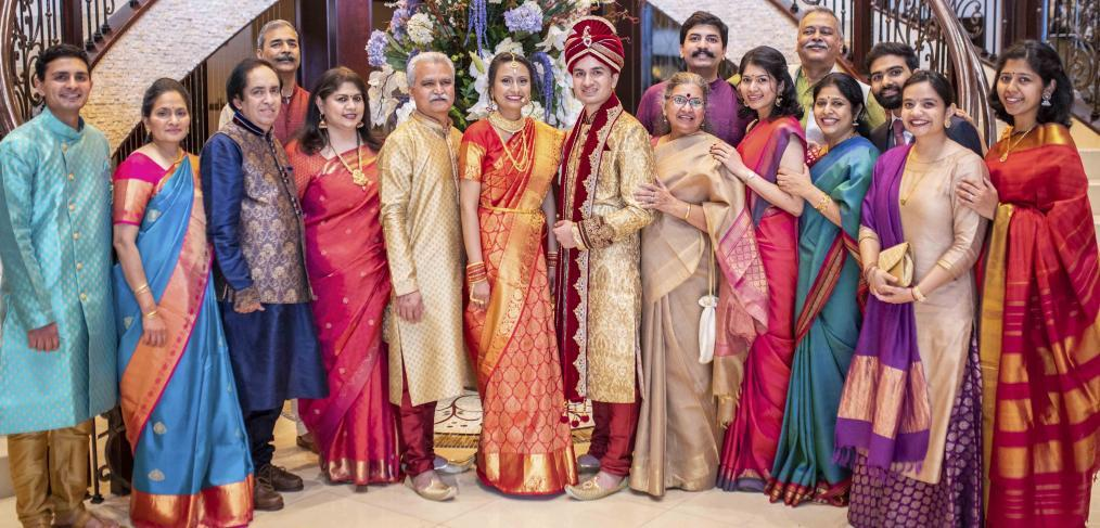 Pooja Ashwin Wedding Video