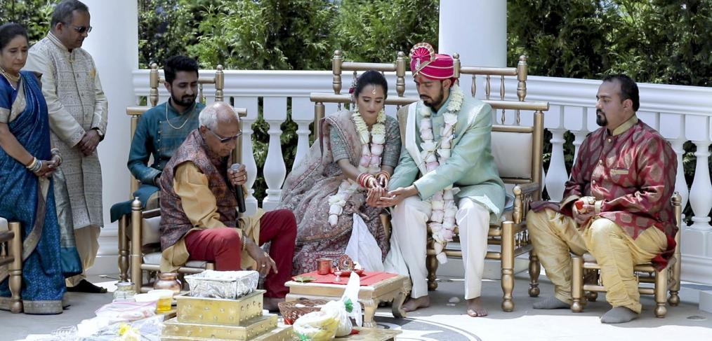Krupa & Emmanuel Indian Wedding Video