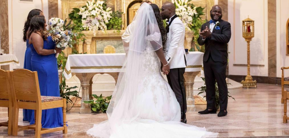 Jessica & Frimance Wedding Video