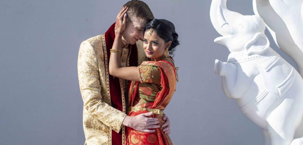 Nikki & Kenneth Indian Wedding Video