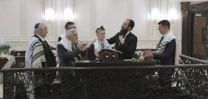 Center for Jewish Life Bar Mitzvah Video of Daniel