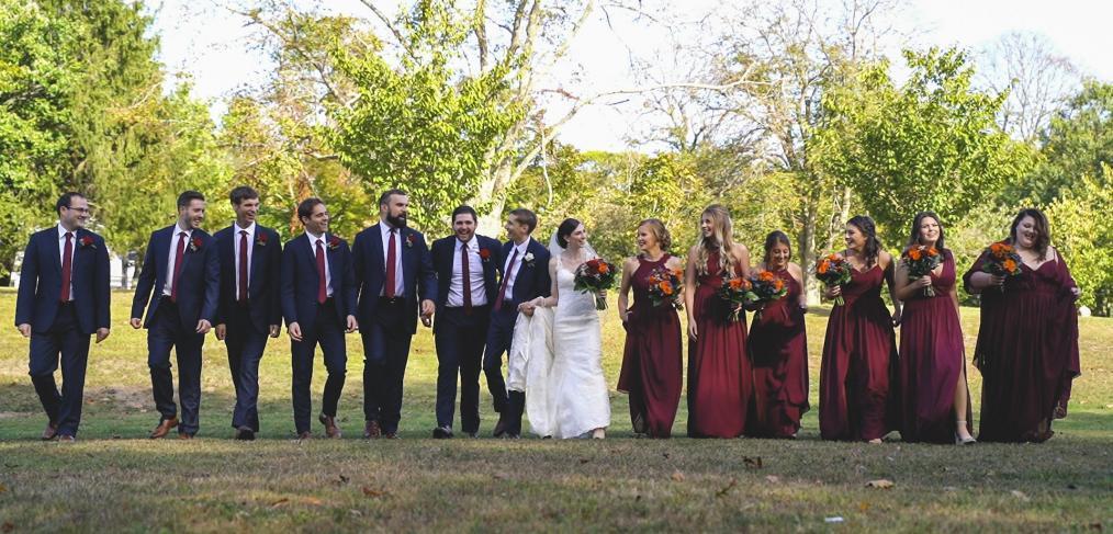 Elizabeth & David Wedding Video