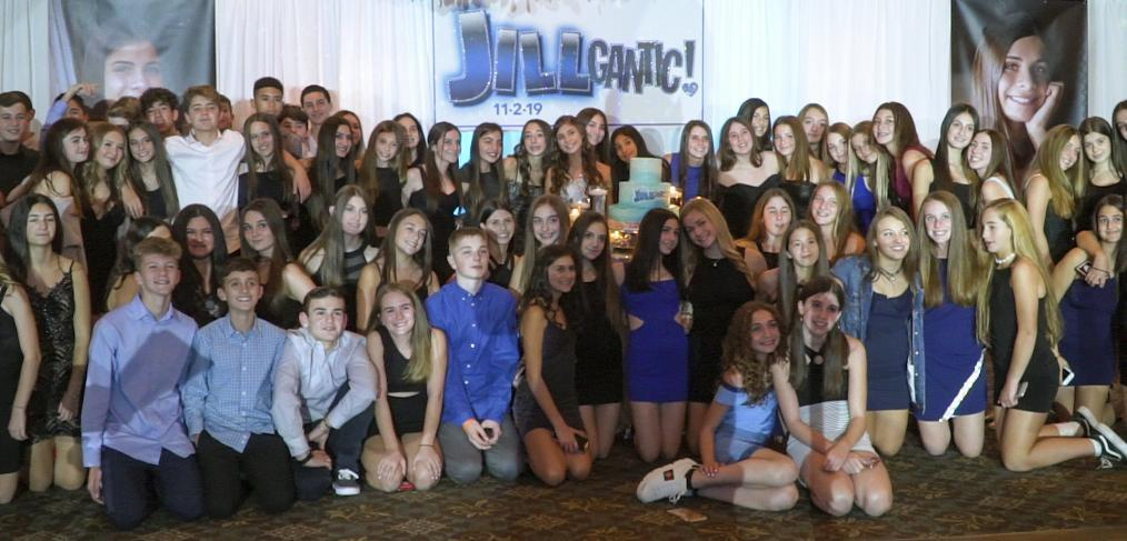 Jillian Bat Mitzvah Video