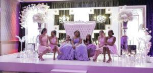 Marigold Nina's Sweet 16 Party