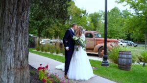 Hamilton Manor Wedding of Katherine & Wojciech