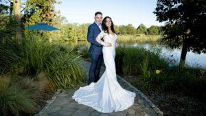 Estate at Eagle Lake Wedding of Sara & Yilbert