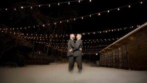 Hamilton Manor Wedding of Sergio & Steven