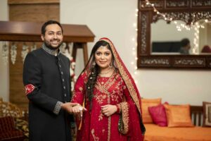 Indian Wedding of Hiba & Shazan