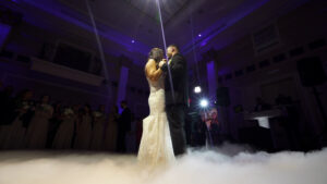Palace at Somerset Park Same Day Edit Wedding of Michelle & Tommy