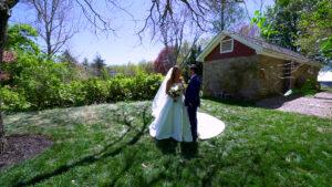 Crossed Keys Estate Wedding of Meredith & Ryan