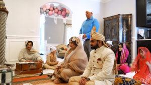 Indian Wedding of Tanya & Nishant