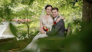 Sayen House and Gardens Wedding of Sydney & David
