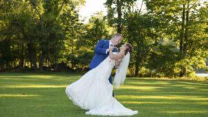 Estate at Farrington Lake Same Day Edit Wedding of Jane & Chris